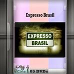 Documentários - Expresso Brasil 11 episódios em 5 DVDs