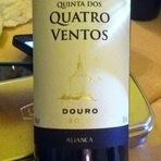 ReceitasDouro-Quinta dos quatro ventos 2002 Tinto reserva.