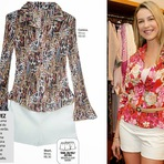Moda & Beleza - Luana Piovani mostra como o short branco pode protagonizar suas produções em dias quentes! Veja dicas e invista