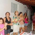 Serra da Tapuia: Fotos do Terço da Família no mês de janeiro de 2015