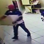 A Polícia divulga as fotos do assalto da Agência dos Correios de Sítio Novo