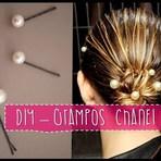 Diversos - Aprenda a fazer os grampos Chanel