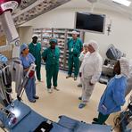Saúde - Novos robôs sendo desenvolvidos na luta contra o câncer