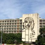 De tanto me mandarem para Cuba, eu fui