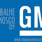 Utilidade Pública - TRABALHE CONOSCO GM 2015
