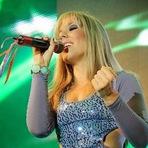 Música -  Aline Ataíde é a nova vocalista da banda Forrozão Baby Som