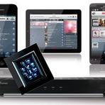 Arquitetura e decoração - Sistema de áudio do Grupo Legrand, NuVo, permite personalização de ambientes