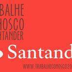 Utilidade Pública - TRABALHE CONOSCO SANTANDER 2015