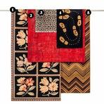 Tecidos e tapetes para dar um tchã na decoração
