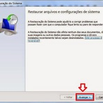 Como restauras o Windows 7?