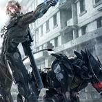Teaser do Metal Gear Rising 2