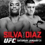 Assistir o UFC 183 Ao Vivo Grátis: Anderson Silva