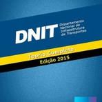 Concursos Públicos - Apostila DNIT edição 2015