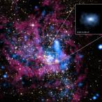 A fronteira final do Universo: os buracos negros.