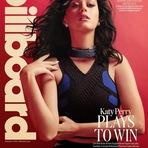 Katy Perry na Billboard Magazine
