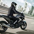 Honda NC 750X chegará em março