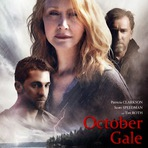 October Gale, 2015. Trailer. Drama, crime e suspense. Ficha técnica. Cartaz.