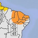 Previsão climática para o mês de fevereiro na Região Nordeste