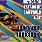 Apostila Contador Judiciário Concurso 2015 TJ-SP, 30 vagas