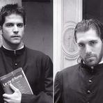 Calendário romano traz padres mais bonitos