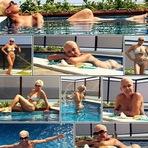 Ana Maria Braga faz topless aviso imagem extra forte! para maiores de 75 anos