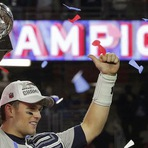 Patriots vencem o Super Bowl!