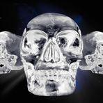 O Mistério das caveiras de cristal encontradas em diferentes lugares do mundo.