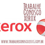 Vagas - TRABALHE CONOSCO XEROX 2015