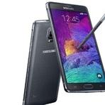 Galaxy Note 4 agrada por tela cristalina