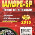 Apostila Concurso IAMSP-SP 2015 - Técnico de Enfermagem