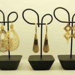 Modelos modernos de brincos em ouro, lindas novidades