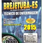 Apostila Concurso Prefeitura de Brejetuba ES 2015 (CD GRÁTIS)