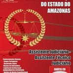 Apostila (TJ/AM) 2015 - ASSISTENTE JUDICIÁRIO / ASSISTENTE TÉCNICO JUDICIÁRIO