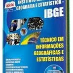 Apostila Concurso Técnico do IBGE 2015
