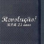 #Box Com 4 CDs + DVD Revolução! - Rpm 25 Anos