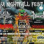 VI Nightfall Fest – Passos – MG