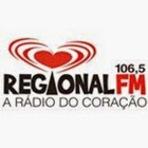 Ouvir a Rádio Regional 106.5 FM - Florianópolis / SC