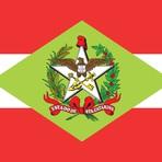 Significados das bandeiras (02) - Estado de Santa Catarina