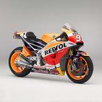 Honda apresenta suas máquinas para a MotoGP