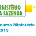 Apostila Concurso Ministério da Fazenda 2015