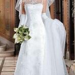 Lindos vestidos de noiva para comprar mais baratos que  alugar