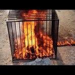 Cenas Fortes! Piloto jordaniano queimado vivo pelo Estado Islâmico