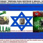 """5 Táticas que """"Israel"""" Prepara Destruir o Brasil, Verdadeiro Israel"""