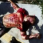 Ex-presidiáriao é executado com mais de 80 tiros, veja o vídeo.