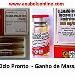 DECALAND + TESTOLAND + OXITOLAND / 10 SEMANAS - GANHO DE MASSA BRUTA