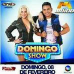 """Forró do Muido participará do """" Domingo Show"""" da Rede Record"""