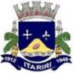 Concursos Públicos - Apostila Concurso Prefeitura Municipal de Itariri - SP