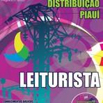 Apostila LEITURISTA - Concurso Eletrobras Distribuição Piauí 2015