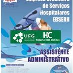 Apostila Concurso EBSERH-GO (HC-UFG) 2015