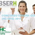 Apostila Concurso EBESERH de Goiás (HC-UFG)2015